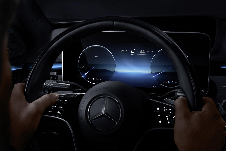 Mercedes-Benz S-Class, My MBUX (Mercedes-Benz User Experience)