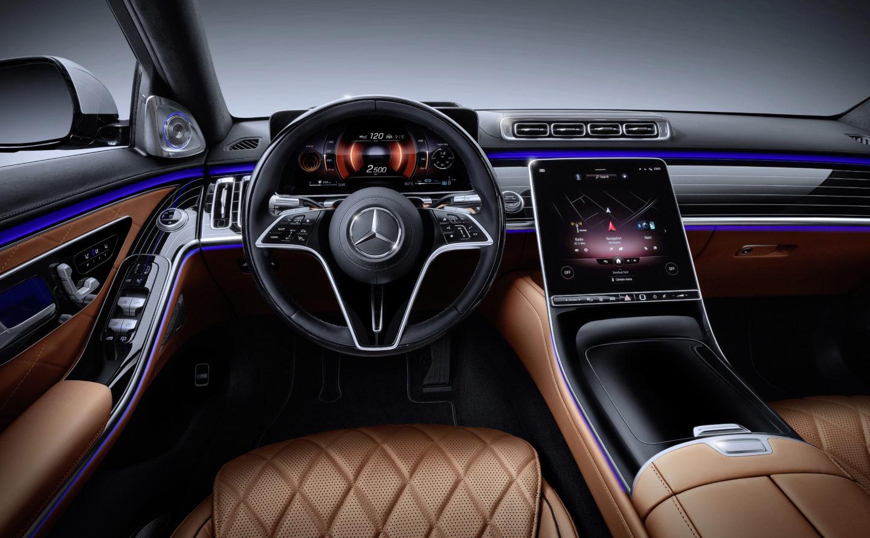 2021 Mercedes-Benz S-Class First Drive