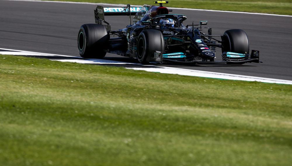 Formula One - Mercedes-AMG Petronas Motorsport, British GP 2021. Valtteri Bottas