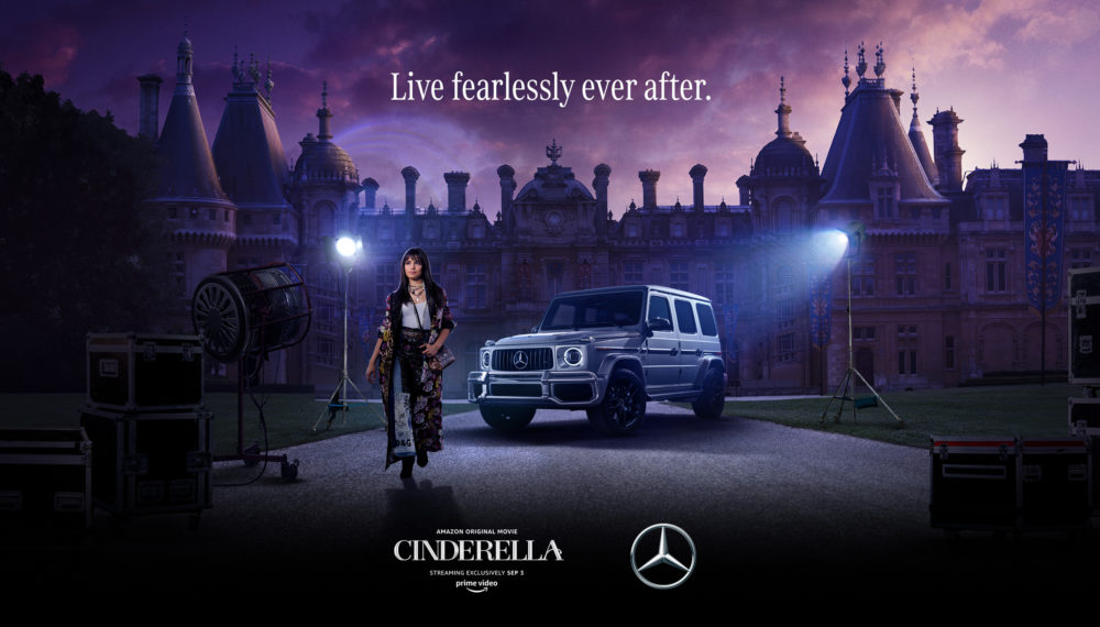 Mercedes-Benz X Cinderella