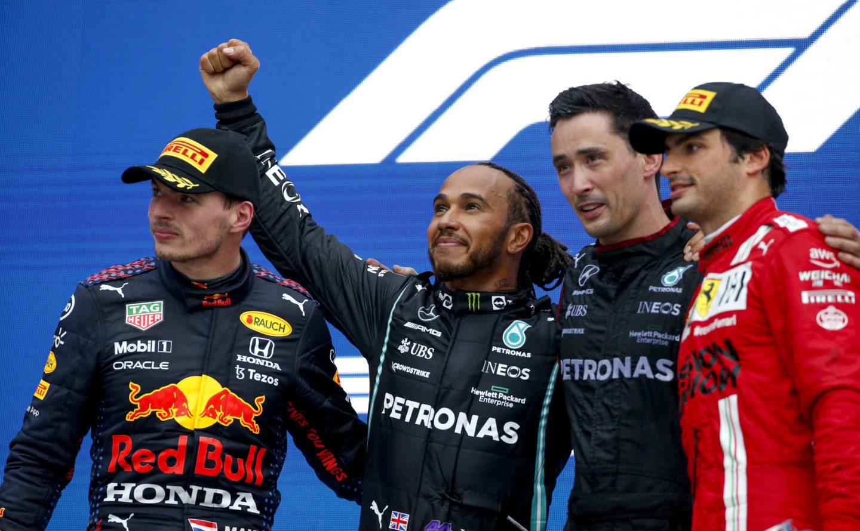 Historic Victory at Russian Grand Prix