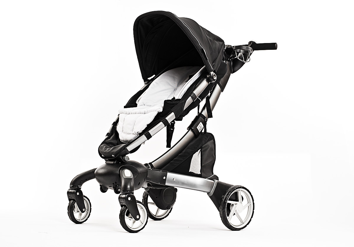 4moms Origami Stroller Most Technologically Advanced