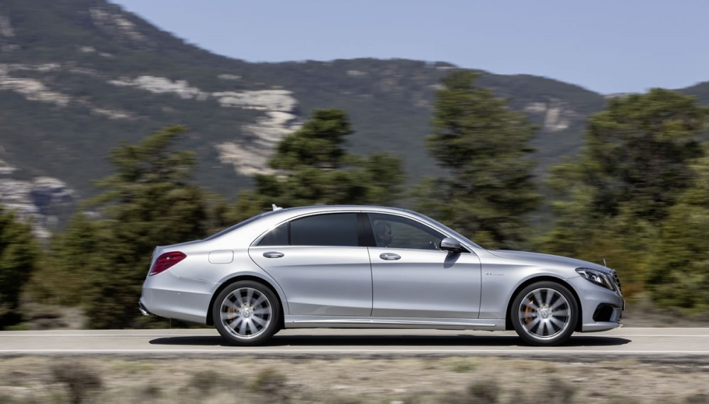2014 Mercedes S63 AMG Pricing Announced for UK