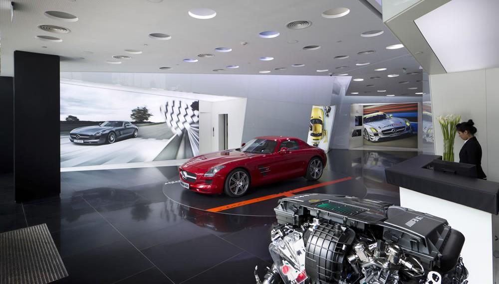 2013 Mercedes AMG Sales Set Record