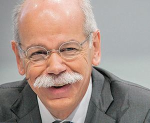 Daimler, BAIC in Talks Over Chinese Carmaker