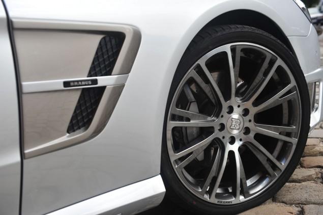 "Brabus Mercedes SL Roadster 20"" Alloy Wheel"
