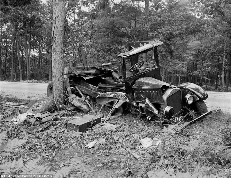 Photo Fun: Classic Car Crash Compilation