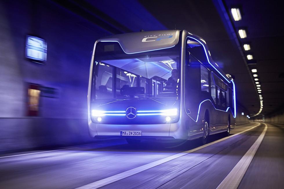 Mercedes-Benz Bus