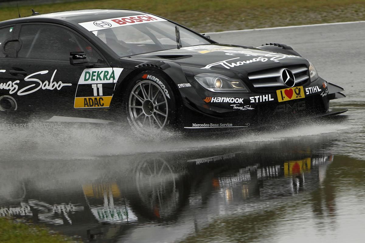 Gary Paffett, THOMAS SABO Mercedes AMG C-Coupé