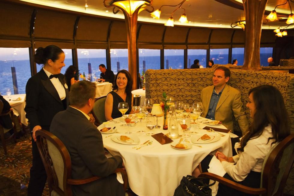 Disney Dream Cruise Remy Restaurant