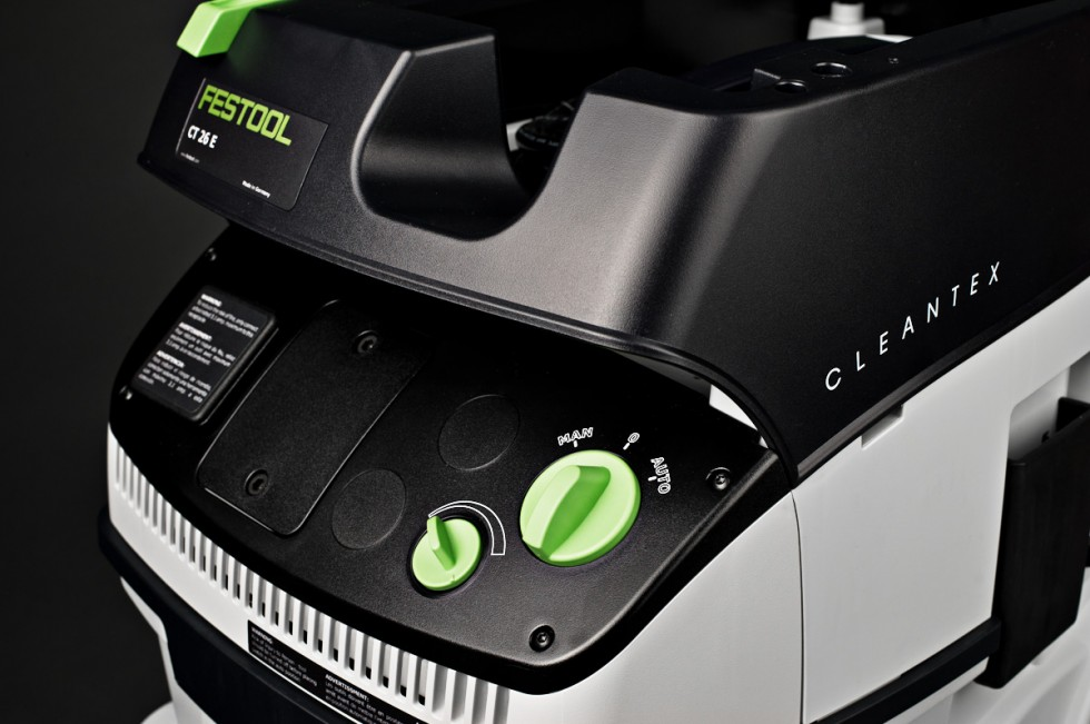 Festool Cleantex switch