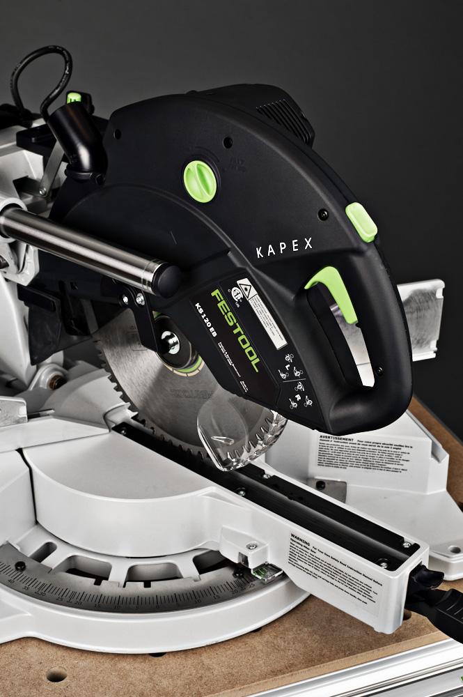 Festool Kapex Miter Saw handle