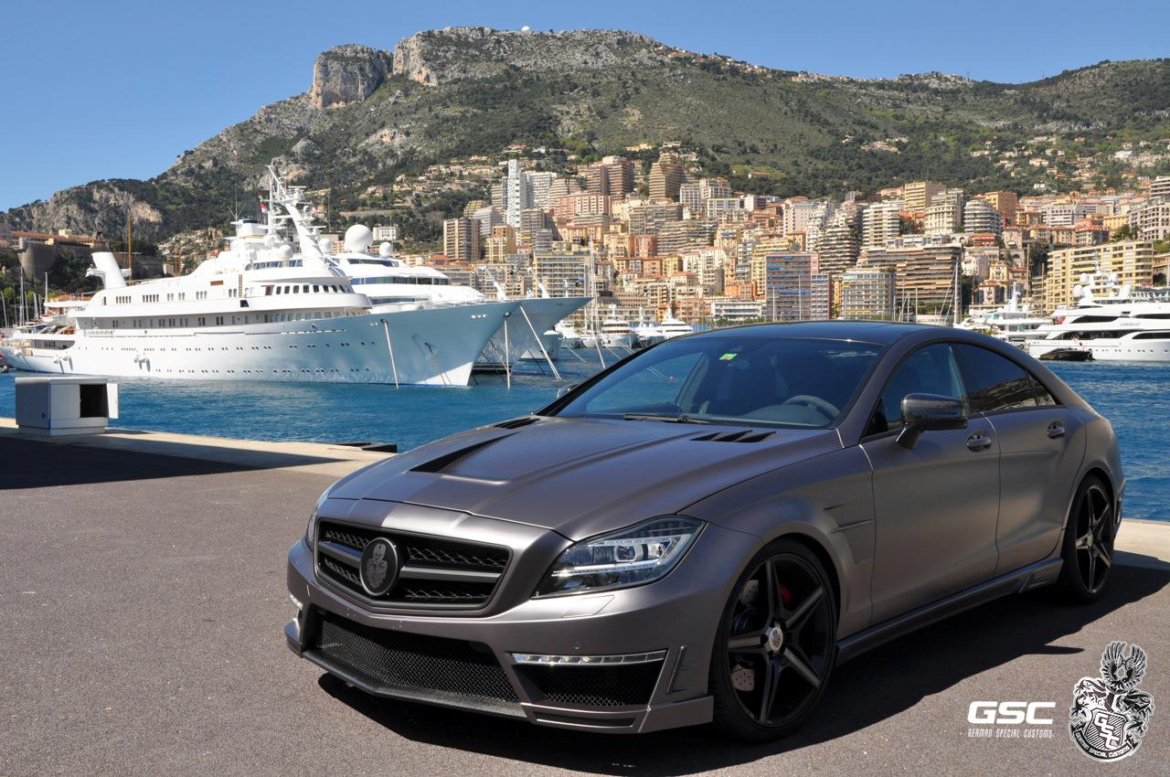 2012 Mercedes CLS63 AMG by German Special Customs