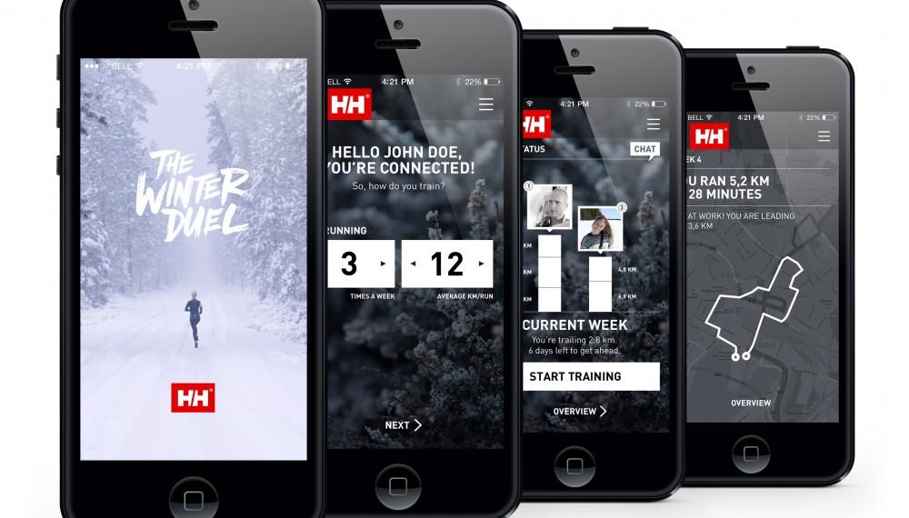 Helly Hansen Winter Duel App