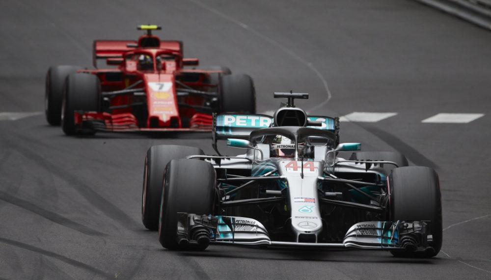 Formula One - Mercedes-AMG Petronas Motorsport, Monaco GP 2018. Lewis Hamilton