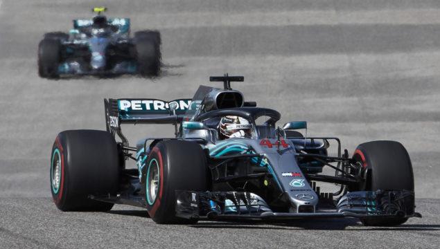 2018 United States Grand Prix