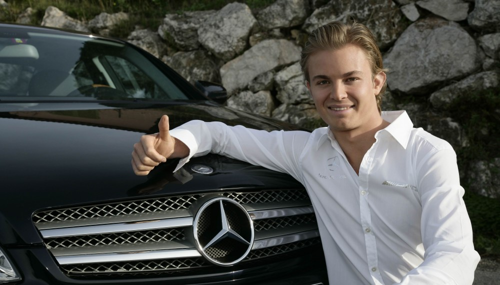 Going Out on Top: Nico Rosberg ends his racing career