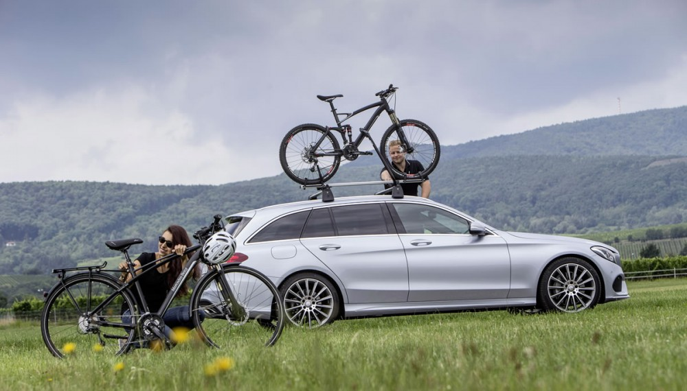 Accessories Make The Mercedes-Benz C-Class Estate Even More Functional