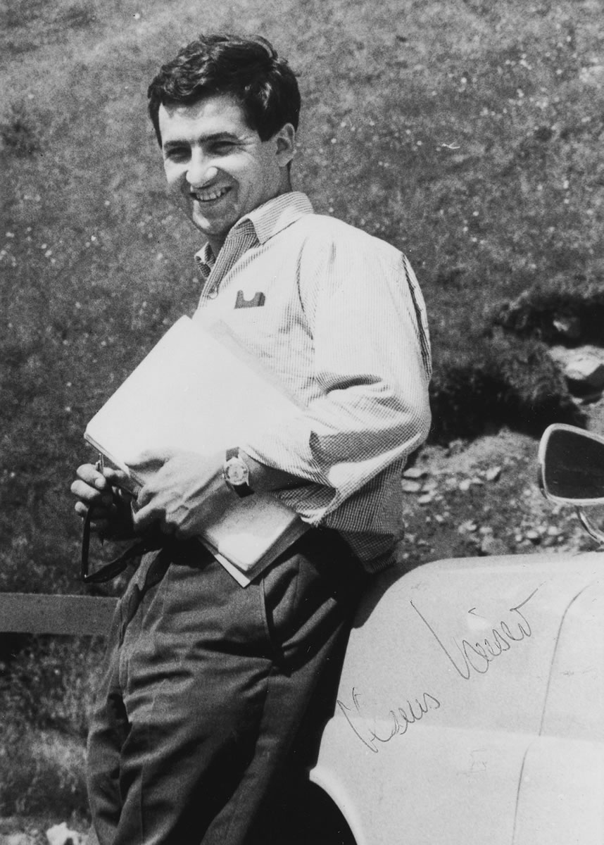 Klaus Kaiser achieves in 1963 alone overall victories as co-driver of Eugen Böhringer in the Rally Germany, the Rally Liège - Sofia - Liège and the International Touring Grand Prix of Argentina.