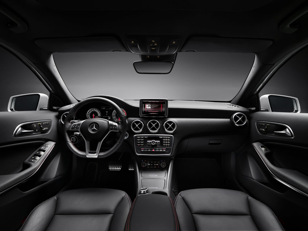 2013 Mercedes-Benz A-Class: Interior | eMercedesBenz
