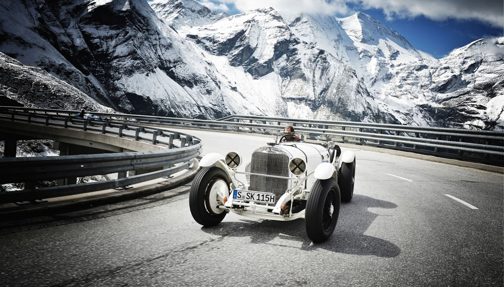 1928 Mercedes-Benz type SSK