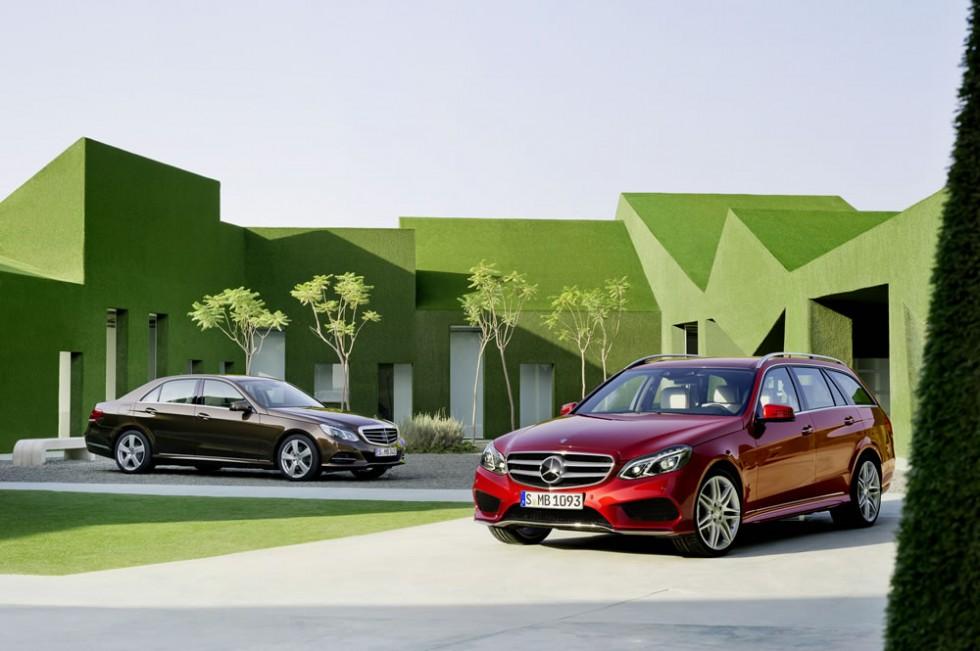 Mercedes-Benz E-Class – 2015 generation