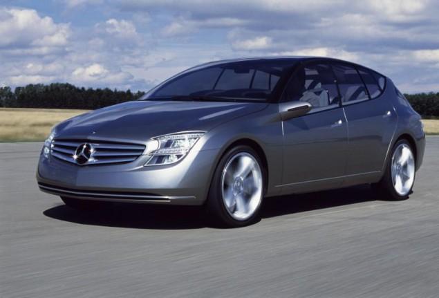 Mercedes-Benz F500