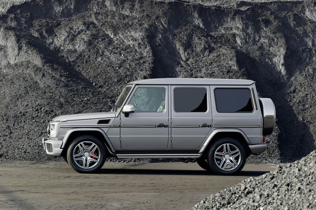 2013 Mercedes G63 AMG and G65 AMG Overview