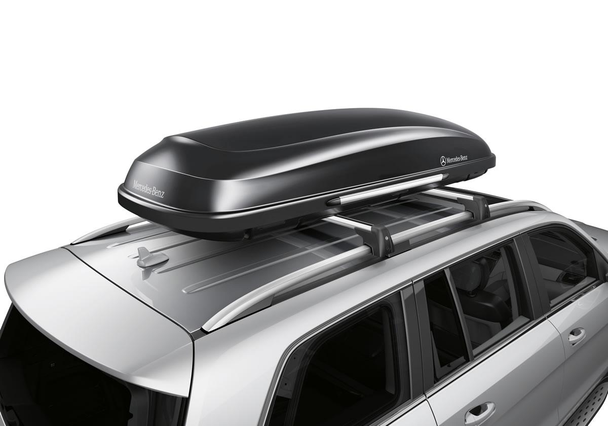 2013 Mercedes-Benz GL-Class Roof Rack