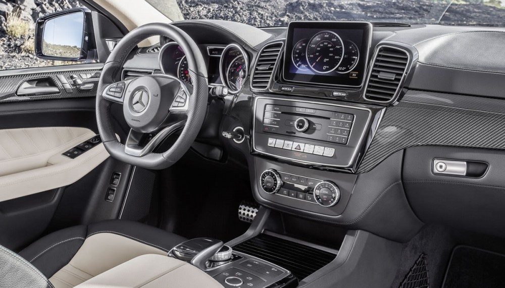 Mercedes-Benz GLE Coupe - Best of Two Worlds