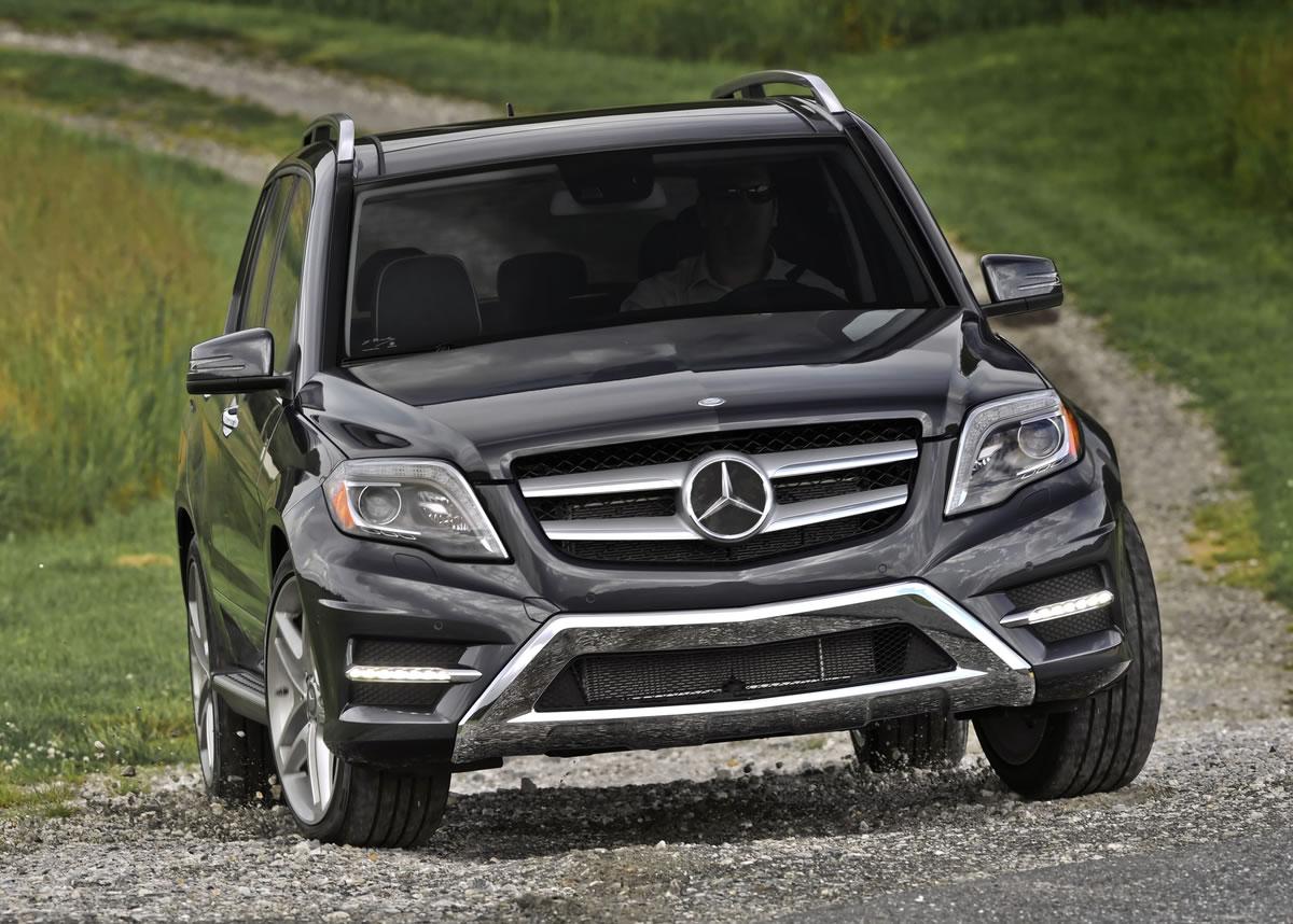 Mercedes Benz Announces Glk250 4matic Emercedesbenz