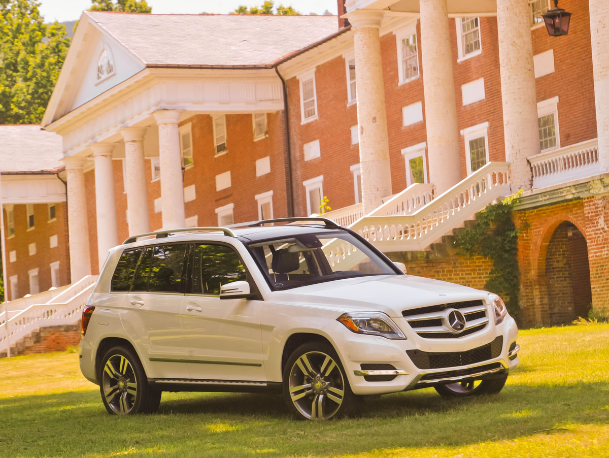 Mercedes-Benz Announces GLK250 4MATIC