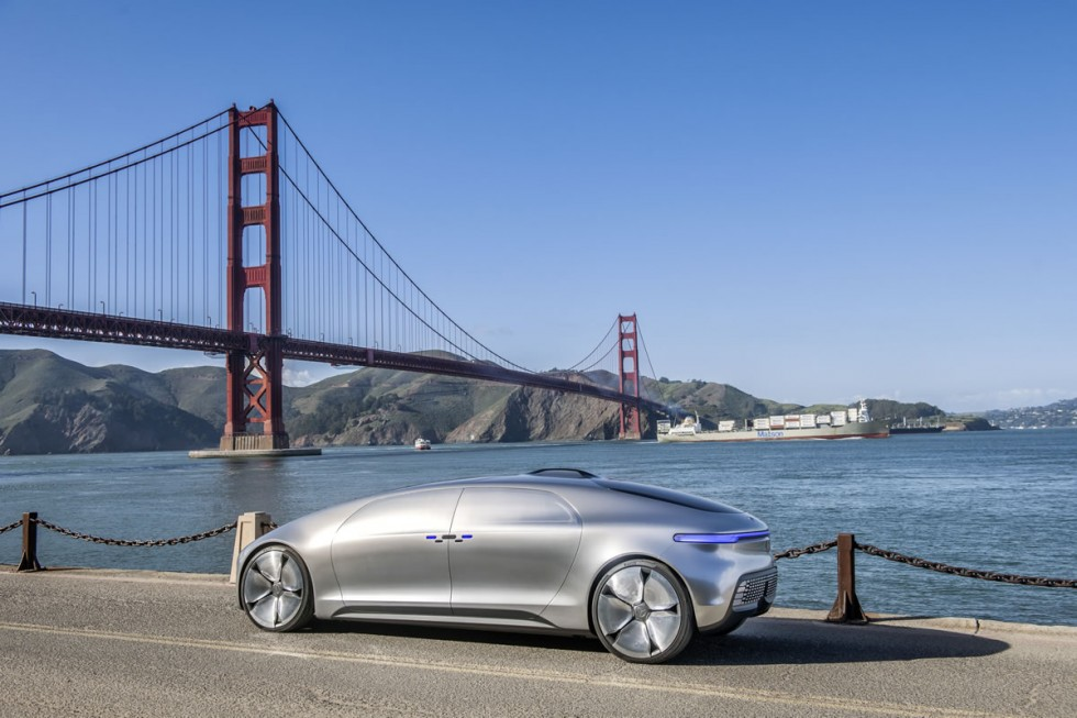 Mercedes Benz Of San Francisco >> See The Future On The Streets Of San Francisco Emercedesbenz