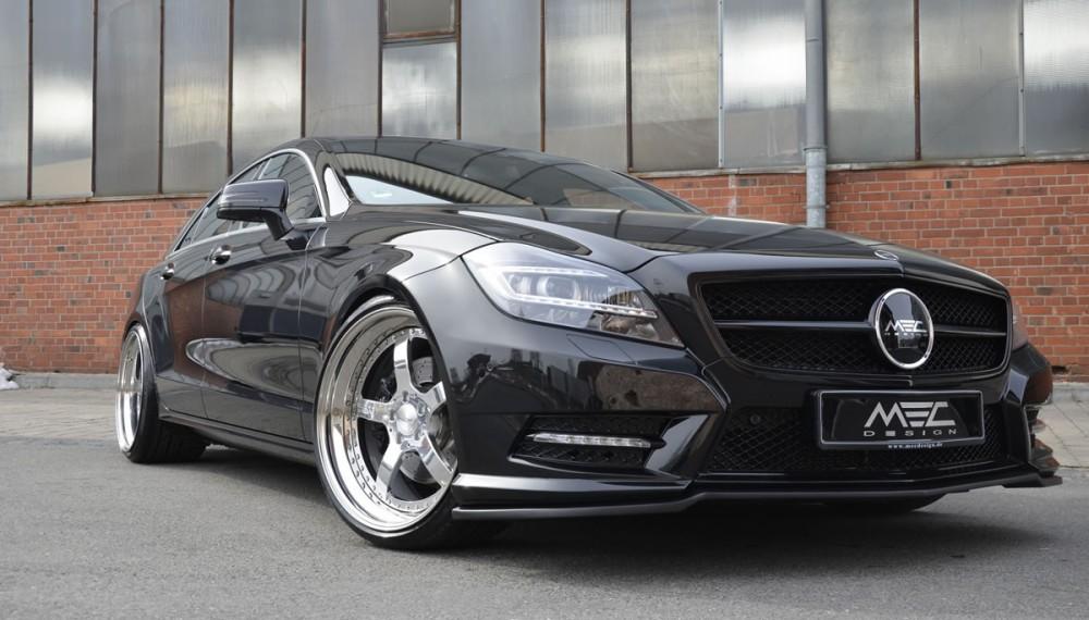 Mercedes-Benz CLS by MEC Design