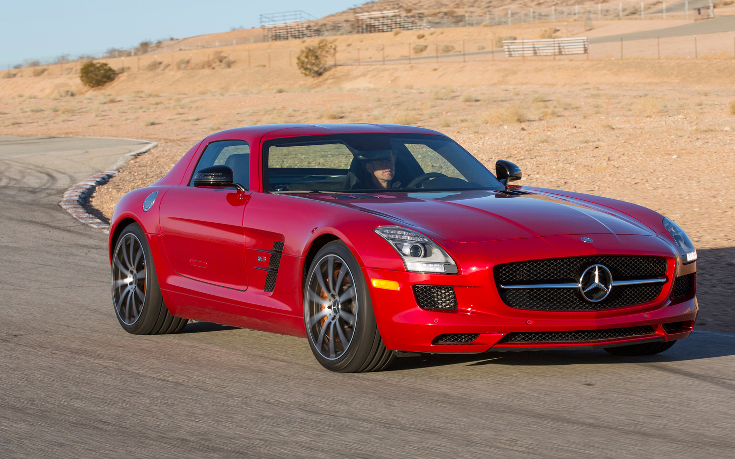 2013 SLS AMG GT Coupe Review