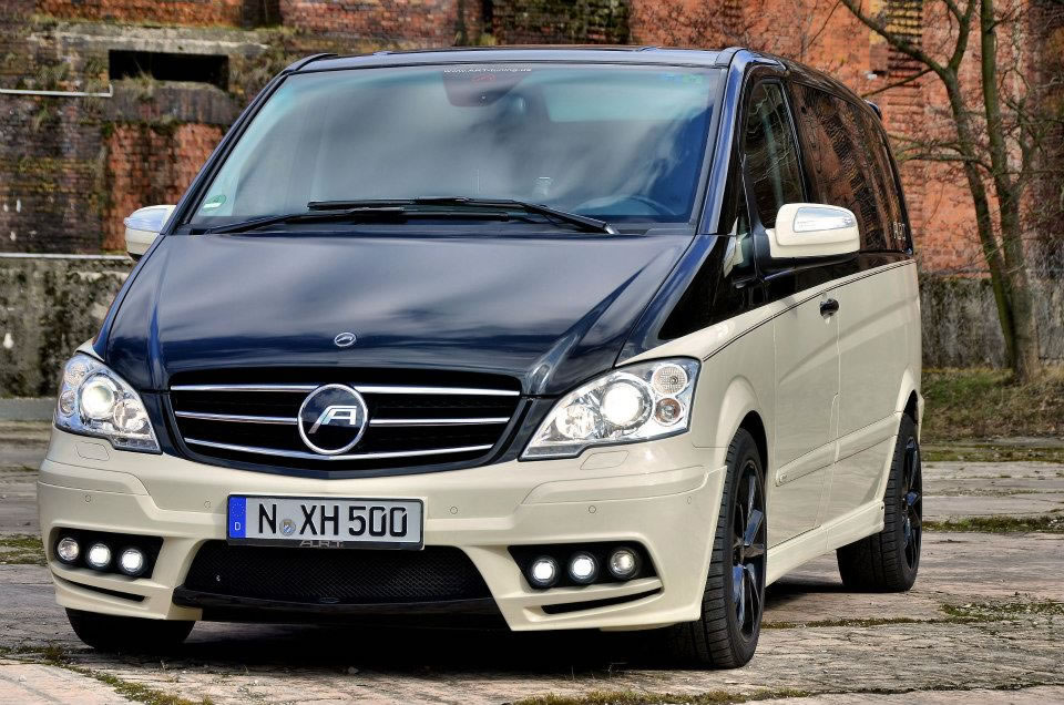 Mercedes Viano WHITEPEPPER by A.R.T.