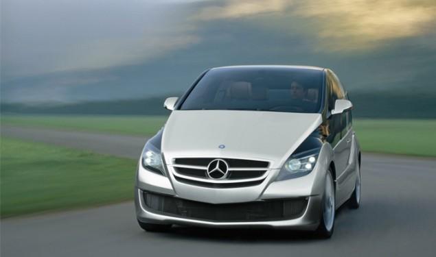 Mercedes-Benz F600