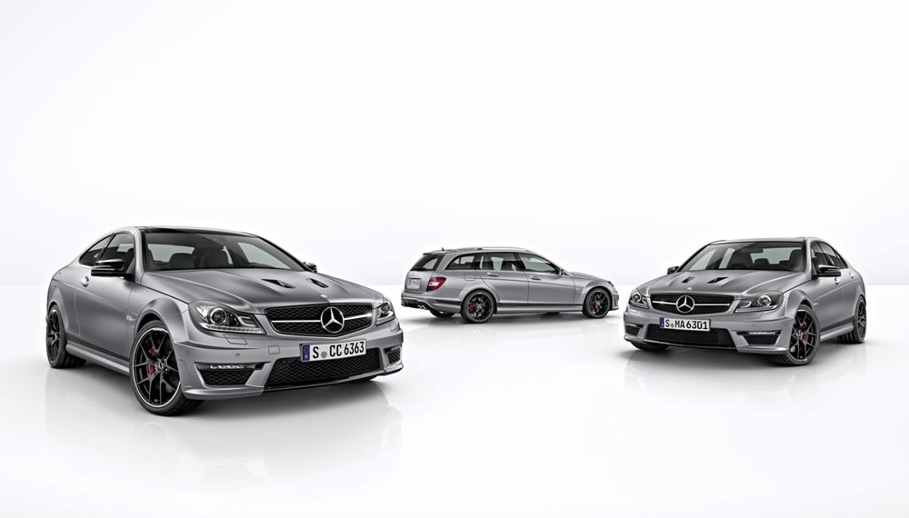 Fond Farewell Video to the Mercedes C63 AMG