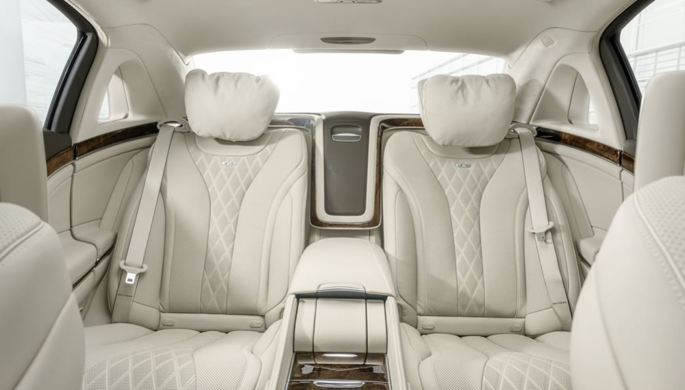 Mercedes-Maybach: A Sense of Spaciousness