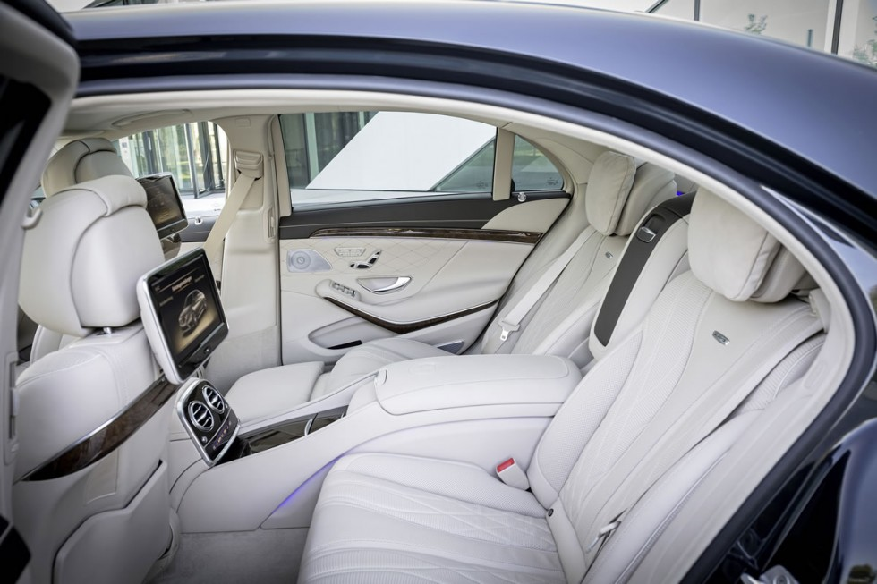 2014 Mercedes S65 AMG