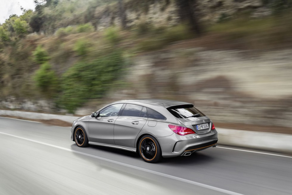 What Makes the CLA Shooting Brake a Beautiful and Practical