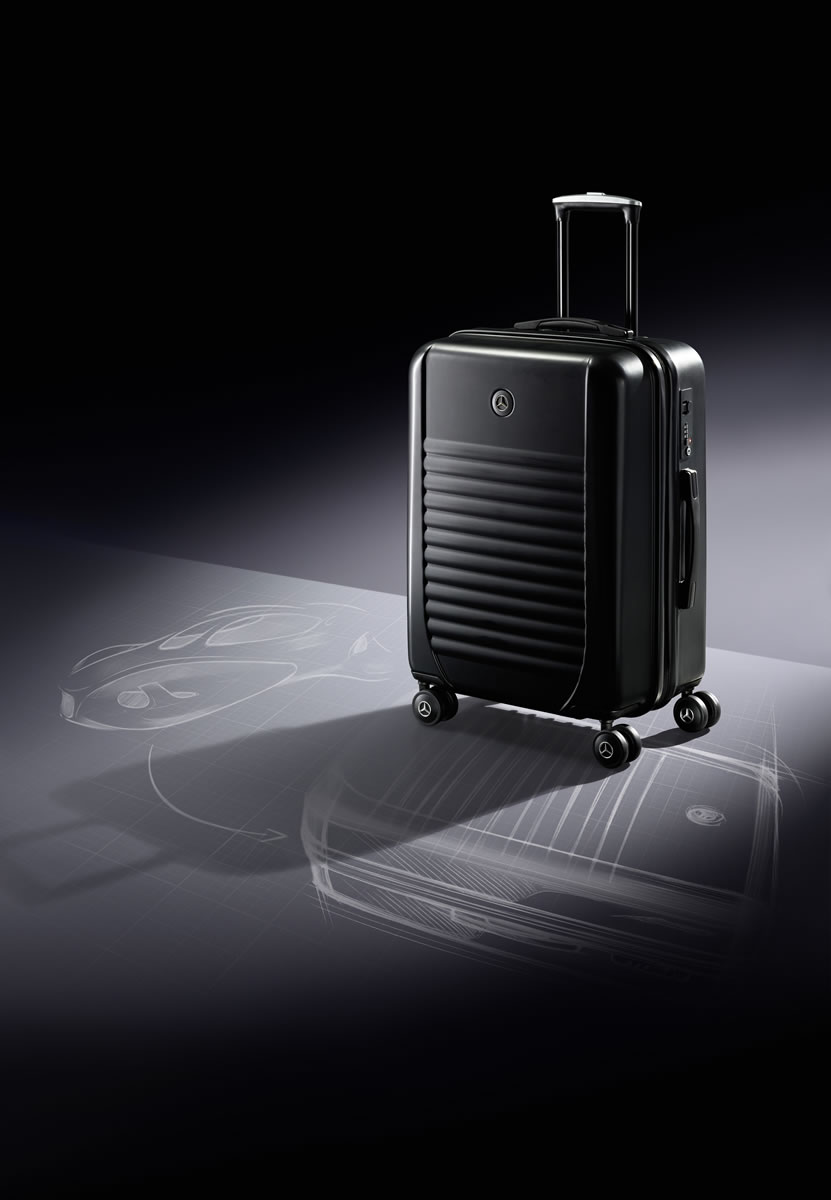 Mercedes-Benz Style Leather & Luggage Collection