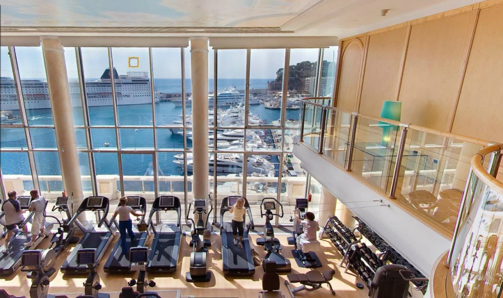 thermes marins spa monte carlo fitness center