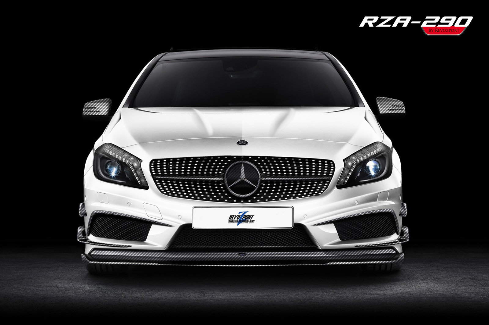RevoZport Introduces Tuning Package for the Mercedes A-Class