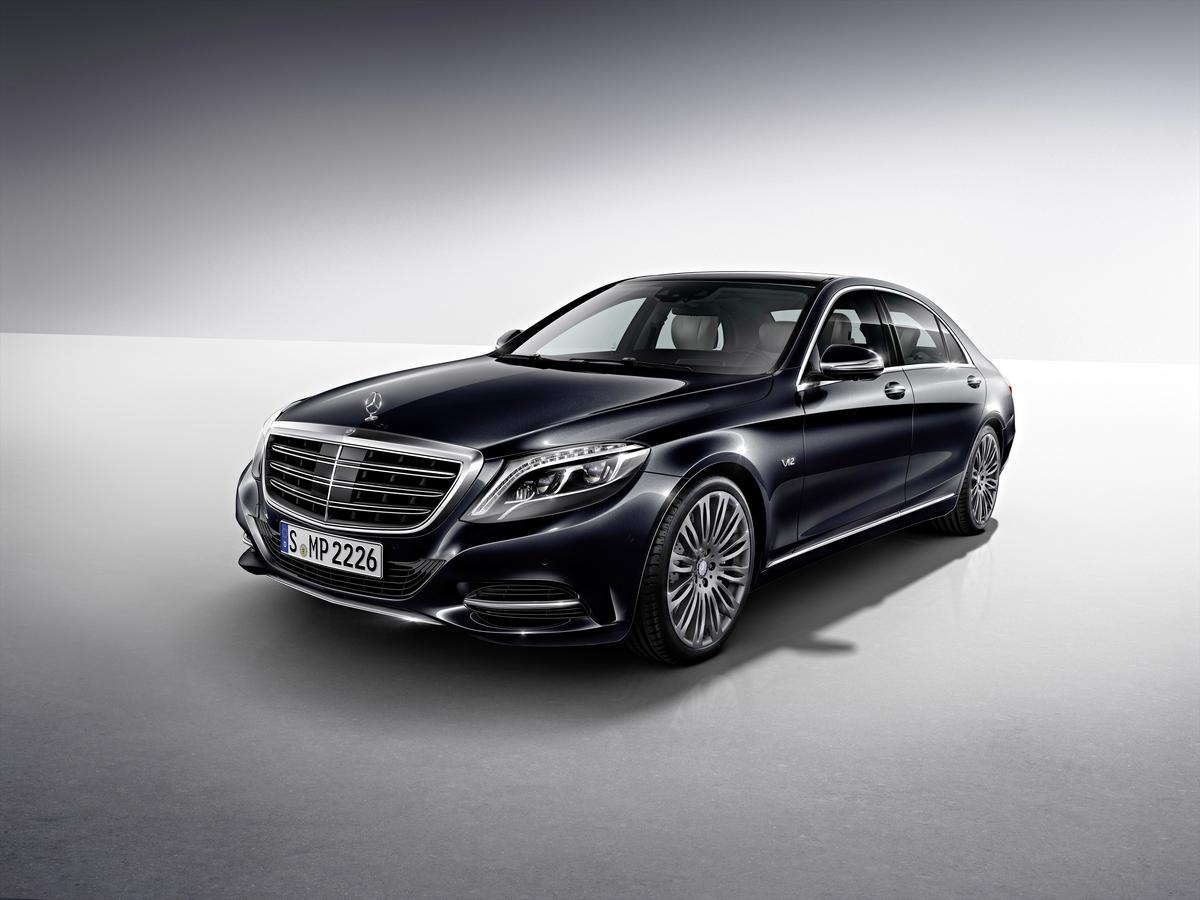 Top Ten Luxury Cars