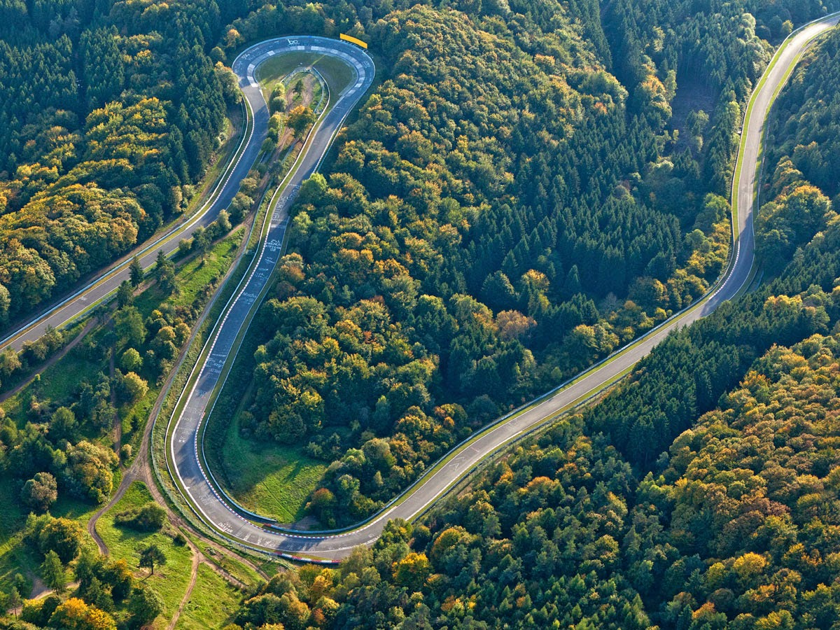 The very idea of a race circuit with speed limits seems faintly ridiculous. And when the circuit is question is the Nürburgring Nordschleife