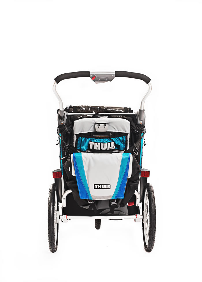 Thule Chariot Chinook 1 Will Take You Anywhere