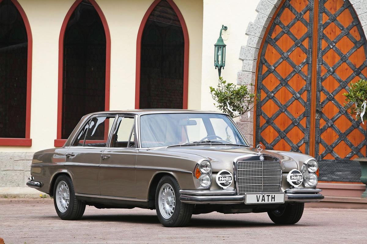 Vath Mercedes-Benz 300 SEL 6.3 exterior