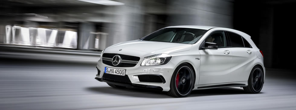 Five Ways The Current A-Class trumps the Old Model