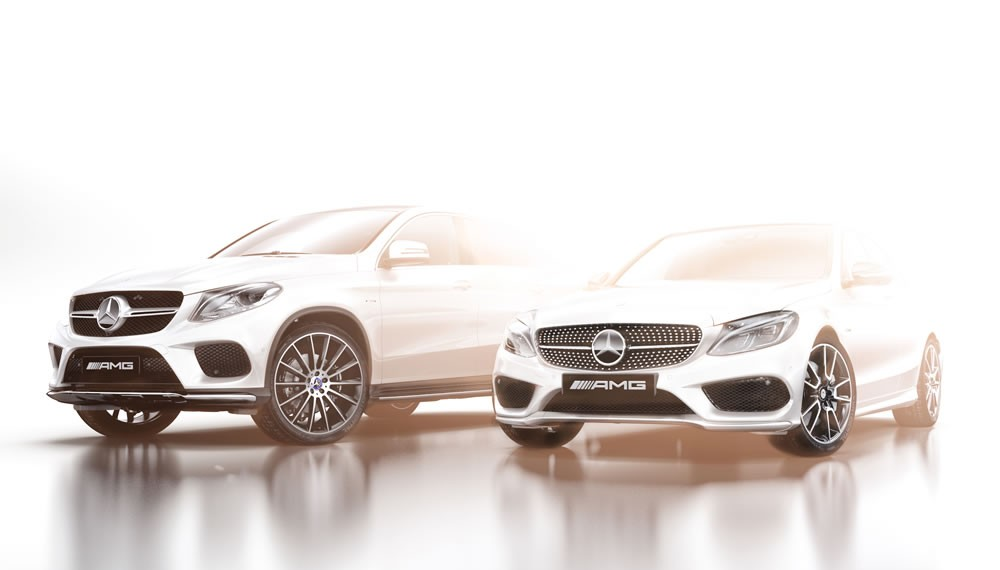 Mercedes-AMG 2014: AMG Sport models